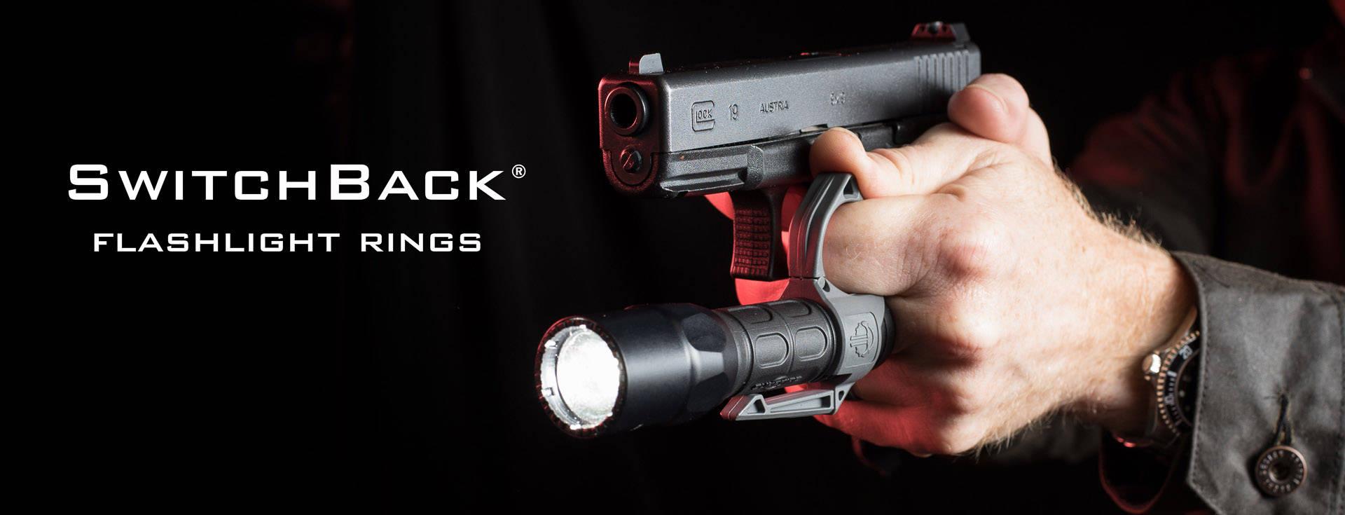 SwitchBack Flashlight Ring - THYRM
