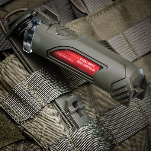 CellVault-18 Battery Storage fits on MOLLE