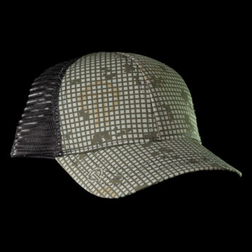 Desert Night Camo Hat front side view
